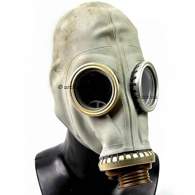 Soviet russian cccp Military, army, Gas mask GP-5. Only mask Size Medium