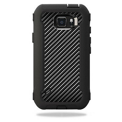 Skin Decal Wrap for OtterBox Defender Samsung Galaxy S6 Active Case Carbon Fiber