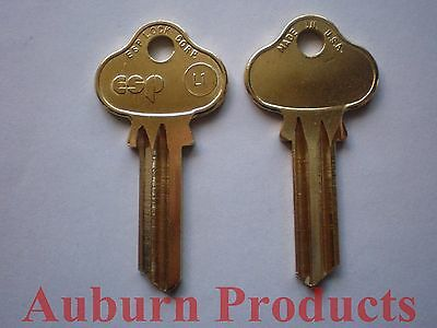 L1 Lockwood Key Blank / 50 Key Blanks / Free Shipping