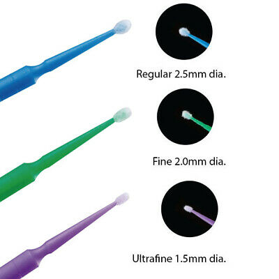 400 pcs dental micro applicator brush microbrush Regular/Fine/Ultra Fine