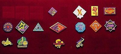 Riverbend Festival Admission Pins - Chattanooga TN - L@@K Your Choice