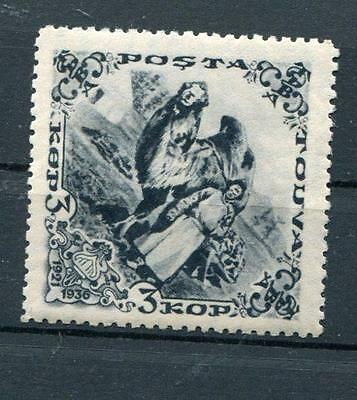 Tannu Tuva Yr 1936,Sc 73A,Mlh,Independends Anniv,Perforation  11