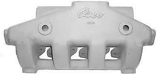 Crusader Exhaust Manifold Big Block Centre Out 98125, Inboard Usa Made O-8125