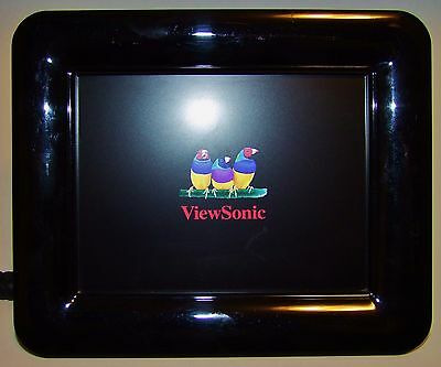 VFD810-50M - ViewSonic Digital Photo Frame