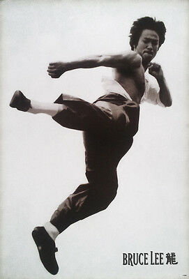 """BRUCE LEE - The Big Boss (1971) POSTER 21""""x31"""" KUNG FU FIGHTING RARE v2"""