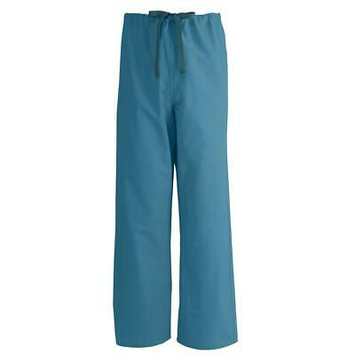 Medline AngelStat Unisex Reversible Drawstring Scrub Pants (XS-5XL) - Style 600