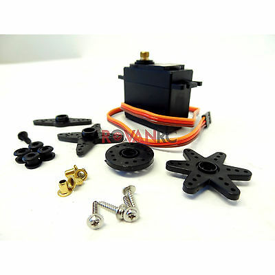Rovan 1/5 Scale S0151 Digital Metal Gear Throttle Servo Fits HPI BAJA 5b, 5t, SC
