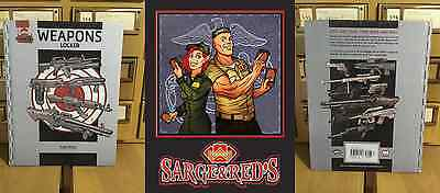 Weapons Locker d20 Modern Roleplaying  ✰Sarge &  Red's✰