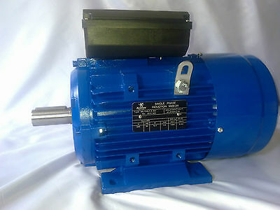 Electric motor single-phase 240v  2.2kw 3hp 1400rpm