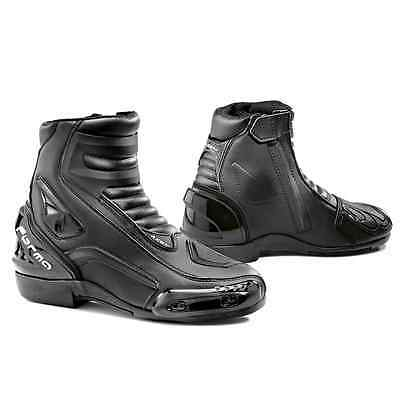 Forma AXEL short mens or womens motorcycle boots