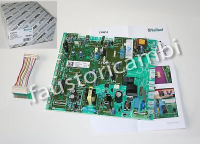 Vaillant Card Control Art. 130853 Turbo Mag 11 14 17-2/0 16-0/0 Syms 17.0