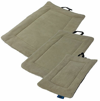 New Soft Washable Pet Mattress Bed Cushion - Dog Cat Puppy - 3 Sizes