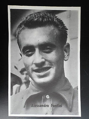 CP carte postale Lotto photo Cyclisme Allessandro Fantini No tour de France
