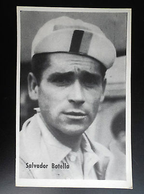 CP carte postale Lotto photo Cyclisme salvador Botella No tour de France