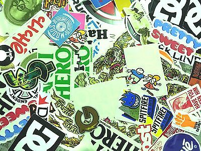 Skateboard Sticker Pack - Skate Scooter BMX stickers decal $10 $20 $30 $50