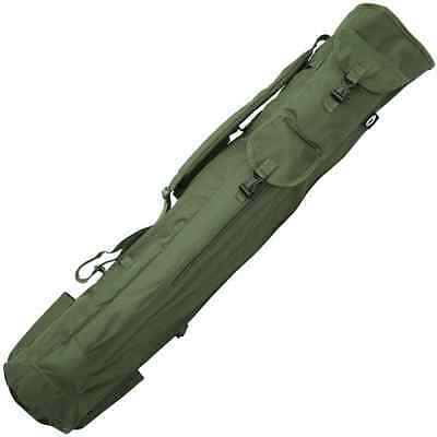 Rod Holdall Quiver Slider Carp Fishing Green Luggage Ngt