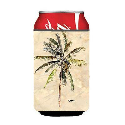 Carolines Treasures 8482CC Tree Palm Tree Can Or Bottle Hugger