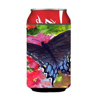 Carolines Treasures MM6063CC Butterfly Can Or Bottle Hugger