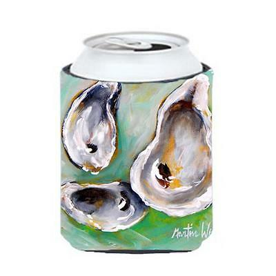 Carolines Treasures MW1063CC Oyster The Eye Of The Oyster Can Or Bottle Hugger