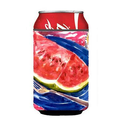 Carolines Treasures 6028CC Watermelon Can Or Bottle Hugger 12 oz.