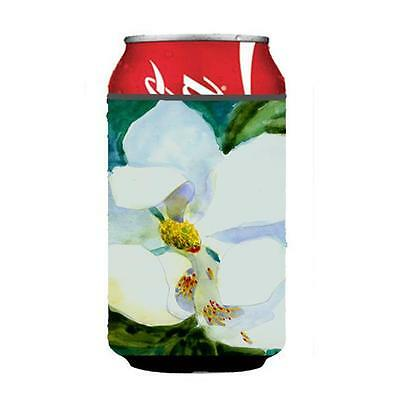 Carolines Treasures MM6054CC Flower Magnolia Can or bottle sleeve Hugger