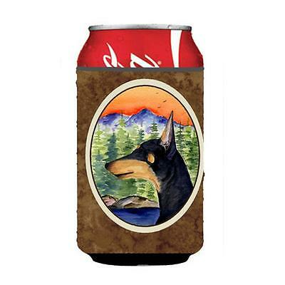 Carolines Treasures Manchester Terrier Can or bottle sleeve Hugger 12 oz.