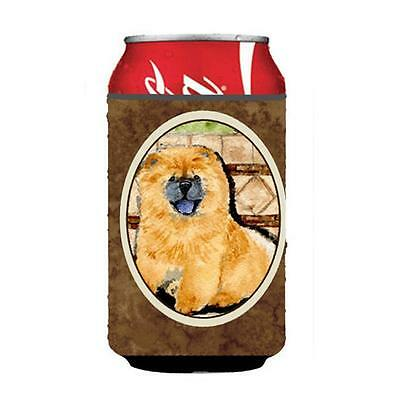 Carolines Treasures SS8875CC Chow Chow Can Or Bottle Hugger 12 oz.