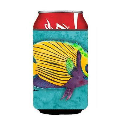 Carolines Treasures 8674CC Tropical Fish Can Or bottle sleeve Hugger 12 oz.