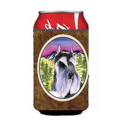 Carolines Treasures SS8340CC Schnauzer Can Or bottle sleeve Hugger 12 oz.