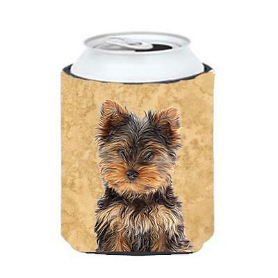 Carolines Treasures Yorkie Puppy & Yorkshire Terrier Can or Bottle Hugger