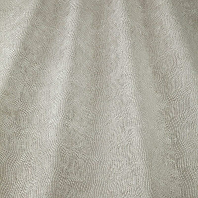 Luxury SMD Rosario Platinum Curtains Drapes Fabric  By the Metre