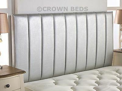 FAUX LEATHER APOLLO HEADBOARD IN 2ft6,3ft,4ft,4ft6,5ft,6ft !!!!NEW ARRIVAL !!!!!
