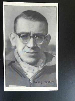 CPA carte postale Lotto photo Hedwig Leenaert  Sport