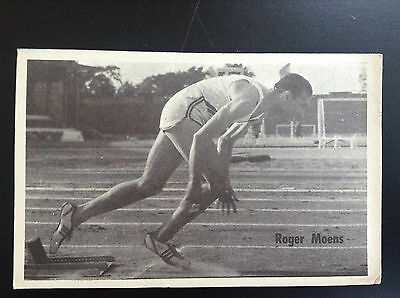 CPA carte postale Lotto photo Roger Moens  Sport