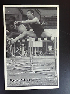 CPA carte postale Lotto photo Georges Salmon Sport