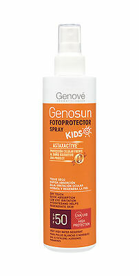 GENOSUN FOTOPROTECTOR SOLAR SPRAY KIDS SPF50 (Lab. GENOVÉ) - 200 ml.