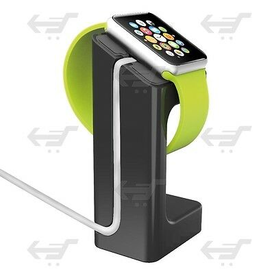 Fly*supporto Dock Carica Batteria Docking Ricarica Per Apple Watch 42Mm 38Mm Ner