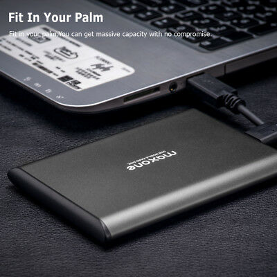 New 250GB Portable External hard drive HDD USB 3.0 for Laptop/Desktop / MAC Blue