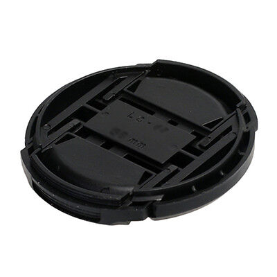 49mm Front Lens Cap Hood Cover Snap-on for Canon Sony Olympus Nikon Camera New
