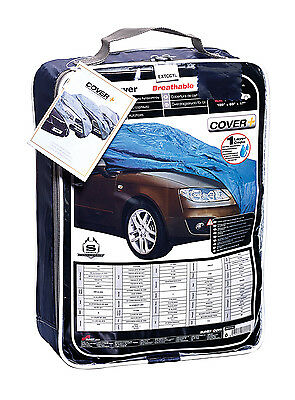 Sumex Entry Line Weather / Waterproof & Breathable Full Car Protection Cover -XL