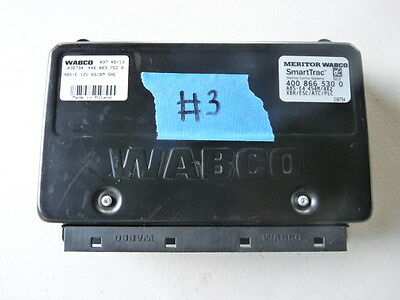 FREIGHTLINER MERITOR WABCO SmartTrac Stability Control System ABS-E4 #4008665300