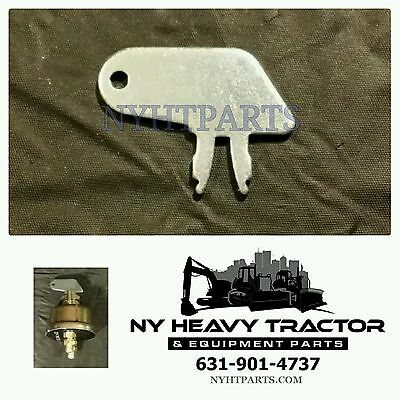 8H5306 8H-5306 Key Master Disconnect Ignition Replacement Caterpillar CAT 7N0718
