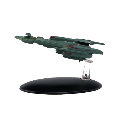 Star Trek IKS Negh'Var with Collectible Magazine #47 by Eaglemoss