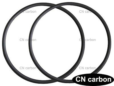 24mm Clincher carbon road/track/TT bicycle rim 20.5,23mm width