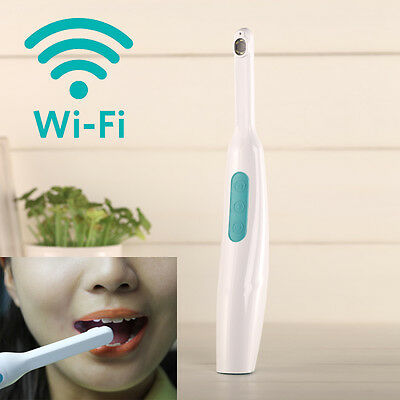 HD Mini WiFi Wireless Dental Intraoral Oral Camera For iPhone Android Windows PC