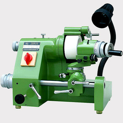 Grinder Cutter Sharpener Machine For CNC End mill/Twist drill/Lathe Cutter Tool