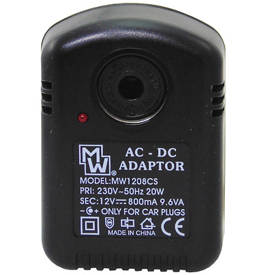 Auto/car Home Adapter/charger Ac/dc
