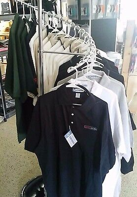 GNC Athletic Polo Golf Shirts Big & Tall
