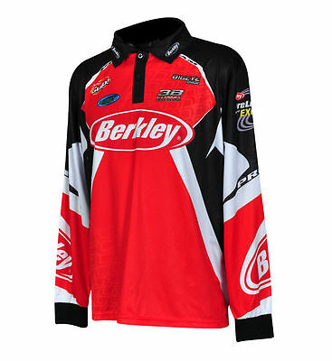 Berkley Tournament Fishing Shirt/Jersey Brand New with Tags (Choose Yr Own Size)