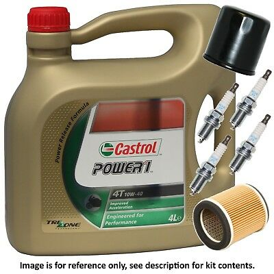 Suzuki GSX 1250 FA-L2 (ABS) 2012 Power 1 Full Service Kit Oil/Air/Plugs